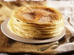 Op soek na 'n koek wat geen mens kan weerstaan nie? South African Recipes, Ethnic Recipes, Sweet Crepes Recipe, Pancake Cake, Crepe Recipes, Pancakes And Waffles, No Bake Cake, Vegetable Recipes, Sweet Treats
