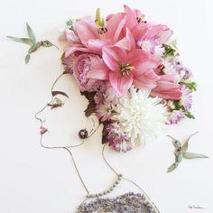 Bloemportret - Vicki Rawlins (11)