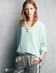 Spring Summer, Style Inspiration, Bell Sleeve Top, Personal Style, Fashion, Tunic Tops, Campaign, The Selection, Moda