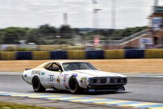 The Le Mans Olympia Dodge Charger That's Been Racing For 4 Decades Us Cars, Race Cars, Le Mans, Cool Old Cars, Porsche 924, Car Racer, Sports Car Racing, Auto Racing, Truck Engine