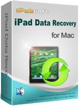 20% Off - iPubsoft iPad Data Recovery for Mac Discount Coupon Code. Restore lost photos, contacts, SMS, voice memos, calendars, notes, etc. from iPad. Support to get back data lost after Jailbreak, iOS upgrade, factory settings restore. Directly recover data by extracting iTunes backup files without device connection.