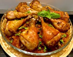Polish Recipes, Chicken Wings, Poultry, Cabbage, Mango, Dinner Recipes, Cooking Recipes, Cooking Ideas, Turkey