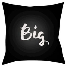 Surya Greek Life Big Pillow -