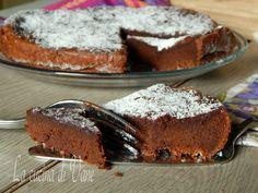 torta alla Nutella con solo due ingredienti-