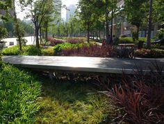 Gubei Pedestrian Promenade by SWA Group « Landscape Architecture Works | Landezine