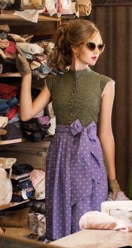 Dirndl, vintage inspired. Special and different. by CocoVero