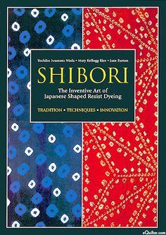 Shibori book