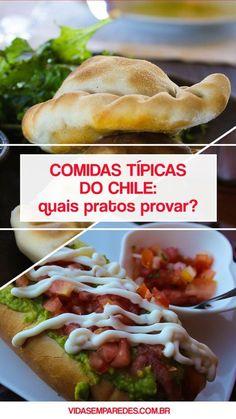 Chilean Recipes, Ushuaia, South America Travel, Fabulous Foods, Peru, Hot Dog Buns, Salad Recipes, Good Food, Food And Drink