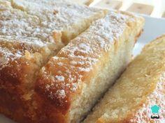 Receta de Queque económico y fácil Le Chef, Hot Dog Buns, Sweet Recipes, Banana Bread, Nom Nom, Easy Meals, Yummy Food, Baking, Simple