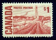 CANADA   Scott # 465B VF MINT LH