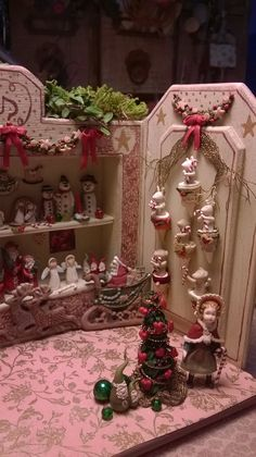 Merry Chismas  Tienda navidad 1/24 Almudena González
