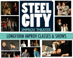 Steel City Improv (Wunderstudies Shows)