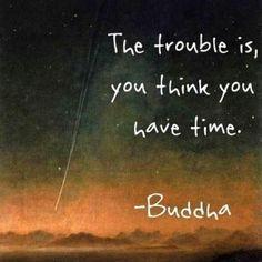 #time #buddha