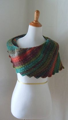 The snowdrop shawl - free diagrams! <3