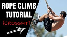 How to climb a rope for your next WOD. This video will teach you how to fix a few simple mistakes and learn how to climb a rope for . Spartan Sprint, Spartan Race Training, Climbing Technique, Climbing Workout, Battle Ropes, Climbing Rope, Weight Lifting, Improve Yourself, Health Fitness