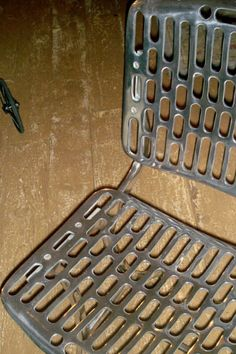 prague aluminum chair