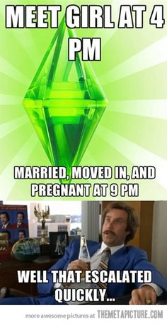 The Logic of The Sims…