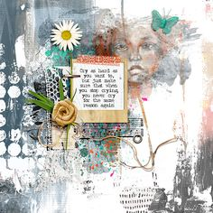 #liliwee #thelilypad #the_lilypad #digiscrap #digitalscrapbooking #scrapbook #layout #artjournaling #digitalartsylayout Digi Scrap, Digital Scrapbooking, Painting, Art, Hero, Artsy, Art Journal