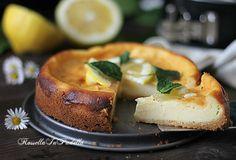 torta cremosa al limone