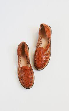 // Mexican Huaraches.