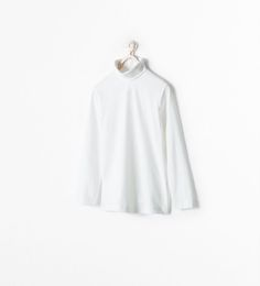 Image 1 of ROLL-NECK T-SHIRT from Zara
