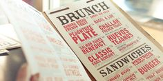 Learn how to make a restaurant menu with menu development, menu design, menu engineering, and more. Plus, download free menu templates to get started.