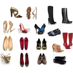 Reader Question from the Lovely La Belette Rouge who recently lost almost her entire shoe wardrobe : What shoes do I need when you...