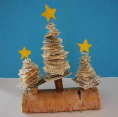Christmas in Art Classes in Elementary School – Website! 1st Christmas, Diy Christmas Ornaments, Simple Christmas, Christmas Trees, Vintage Christmas, Primary School, Elementary Schools, Navidad Diy, Hannukah