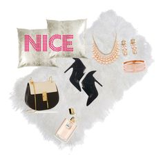 A fashion look from January 2015 featuring high heel stilettos, shoulder hand bags and pearl necklaces. Browse and shop related looks. High Heels Stilettos, Fashion Outfits, Polyvore, Shopping, Fashion Suits, Fashion Sets