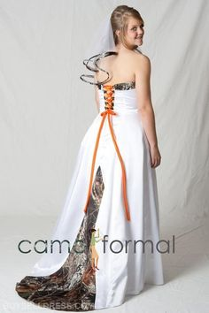 camo wedding dresses   CAMO WEDDING GOWN, CONWAY AR