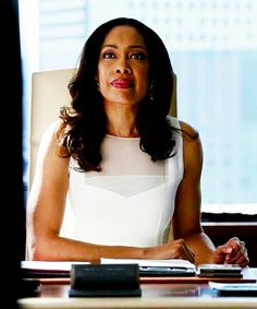 Gina Torres~ Jessica Pearson, Suits