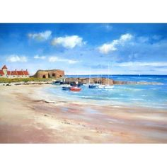 Beadnell Harbour