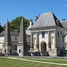 Chateau de Tanlay (XVIe), France