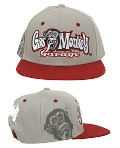 2457d650 10 Best Gas Monkey Garage Headwear images | Cap d'agde, Gas monkey ...