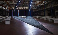Runway venues from S/S 15  1. Chanel  2. Prada  3. Dries Van Noten  4. Louis Vuitton  5. Dior  6. Tod's  7. Mary Katrantzou  8. Alexander McQueen  9. Miu Miu  10. Diesel Black Gold