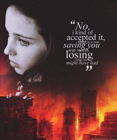 Teresa Maze Runner Quotes | Anyone who hates Teresa should remember this quote.