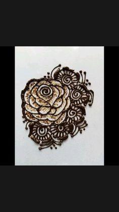 Henning Larsen, Tattoo Illustration, Bridal Henna, Mehandi Designs, Tribal Tattoos, White Flowers, Tattoos
