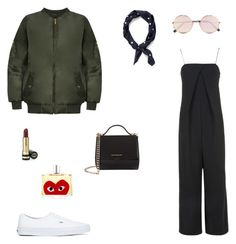 """Untitled #25"" by peterpan130395 ❤ liked on Polyvore featuring WearAll, Topshop, Vans, Givenchy, Comme des Garçons, Gucci, J.Crew and Sunday Somewhere"