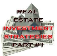 Real Estate Investing Information