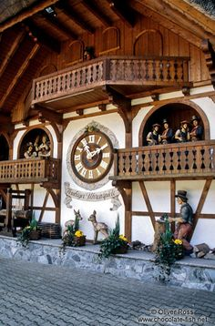 I loved visiting here when I was little. in Black Forest, Germany