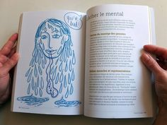 """""""Penser en images"""" de Vanina Gallo (Éditions Mango). Lâcher le mental pour mieux réfléchir."""