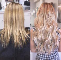 Antes e Depois: O que 2 maravilhosos Pacotes de Hotheads pode fazer pelo seu cabelo. (Siga @stylistsarah on Instagram) Long Hair Styles, Beauty, Instagram, Hair, Long Hairstyle, Long Haircuts, Long Hair Cuts, Beauty Illustration, Long Hairstyles