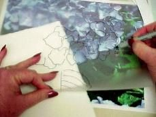 How to Paint Hydrangeas in watercolor - Free Painting Tips - Susie Shorts's Watercolor TIps