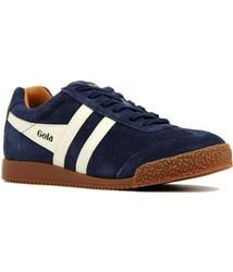 GOLA Harrier Womens Retro 70s Suede Trainers #trainers #retro #gola #golaharrier