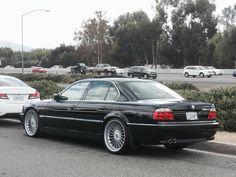 """BMW E38 DINAN7 Alpina 21"""" Suv Bmw, Bmw Cars, Bmw 740, Luxury Automotive, Bmw Wallpapers, Bmw Concept, Bmw Alpina, Bmw Classic Cars, Bmw 7 Series"""