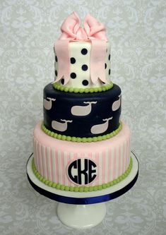 preppy this will be my birthday cake this year:)