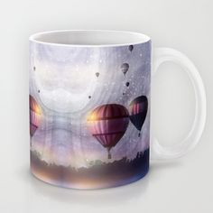 So Far so Close (II) Mug by Viviana González - $15.00