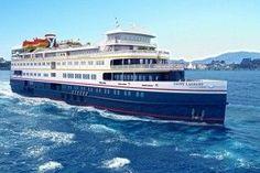 Saint Laurent cruise ship