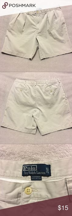 """Polo Tyler Shorts Polo by Ralph Lauren Tyler Shorts, Great Condition, 100% Cotton. Measurements: 40"""" Waist Polo by Ralph Lauren Shorts Cargo"""