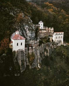 Velka Skalka, Monastery from Slovakia Big Country, The Good Place, Planets, Om, House Styles, Amazing, Travel, Beauty, Beautiful